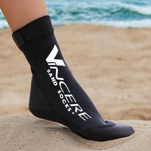 Vincere Sand Socks BLA-SS